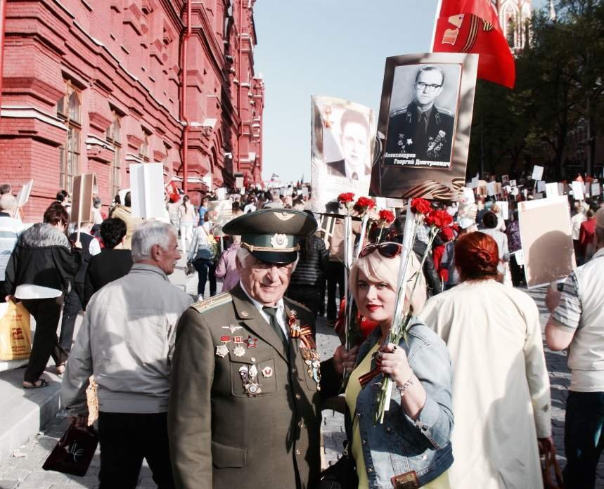 Victory Day in Russia: why use a huge military display to commemorate peace?