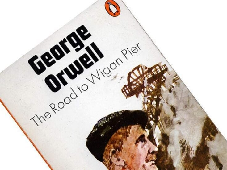 Are there really similarities between The Road to Wigan Pier and poverty today?