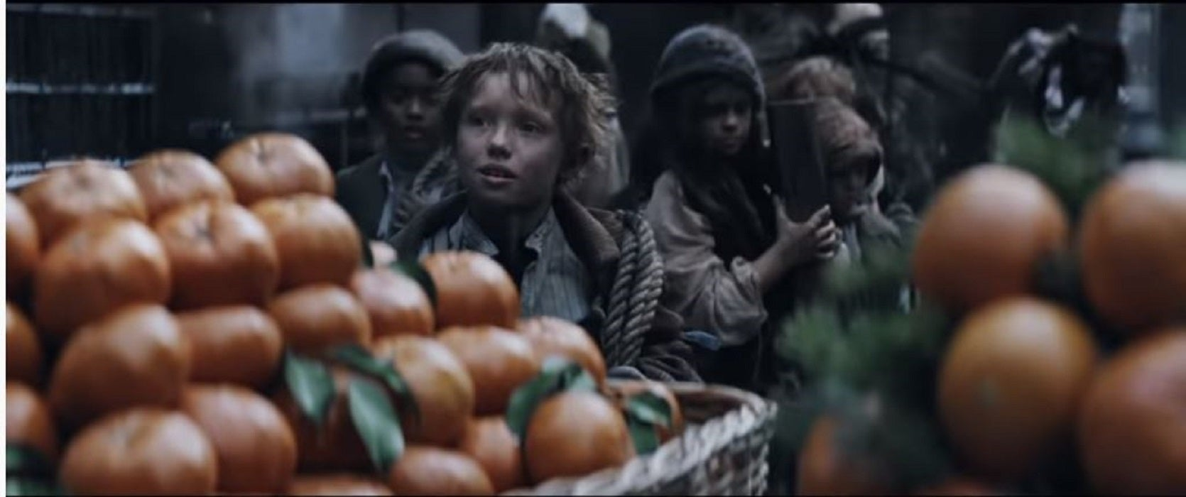 Christmas adverts sell us a myth of British generosity – one that is strikingly absent from our politics