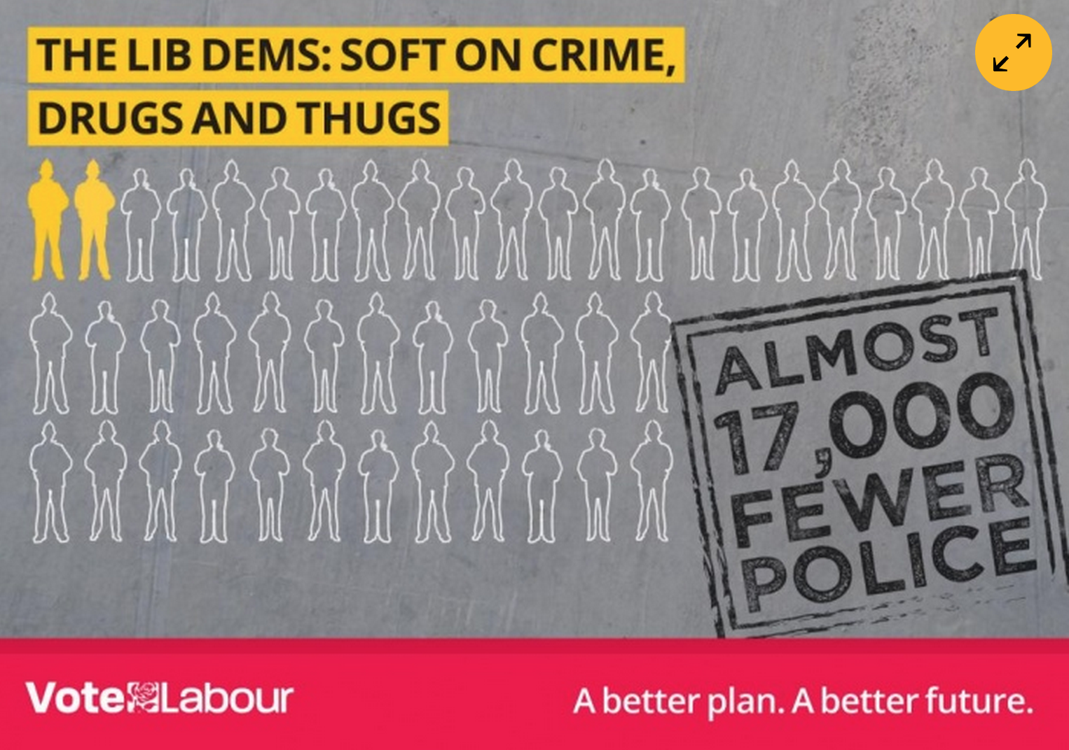 And you think those anti-immigration mugs were bad? Labour's 'appalling gutter politics' on drugs