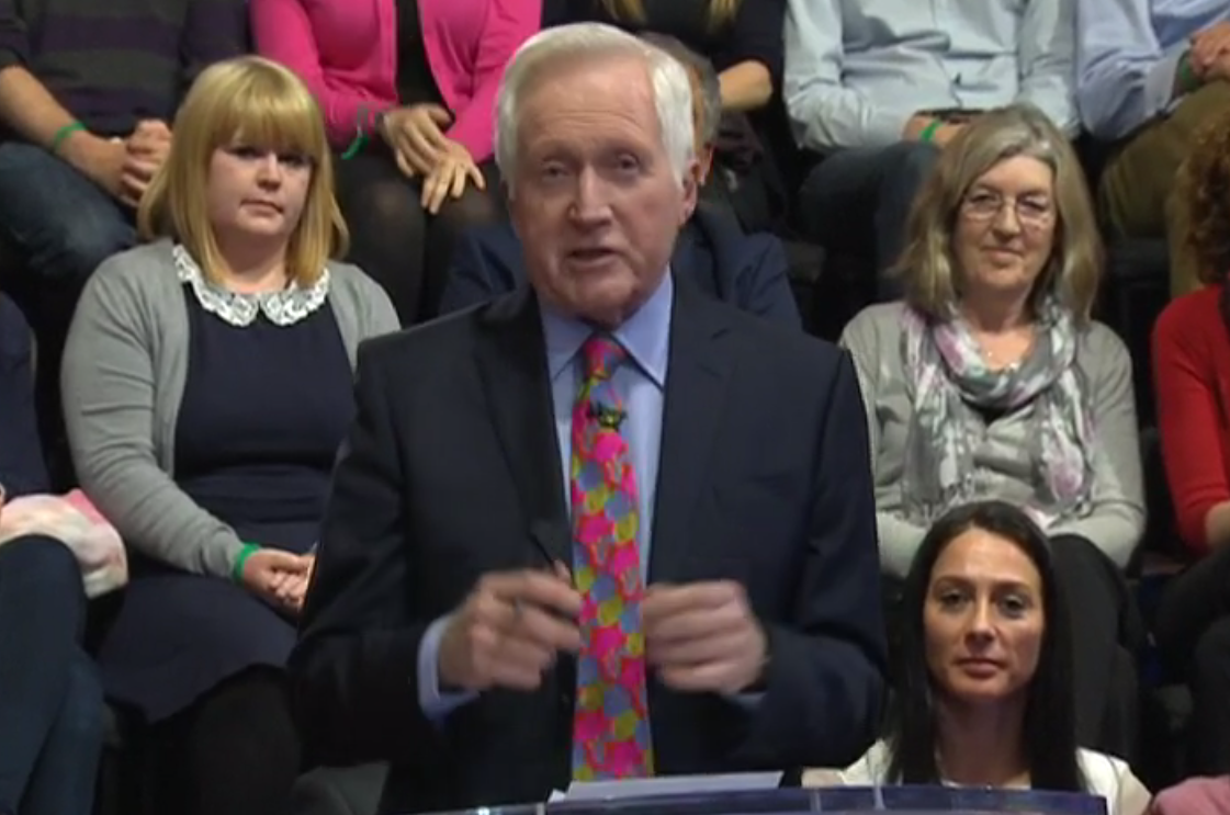 What we learned from the three leaders in the TV election Question Time debate