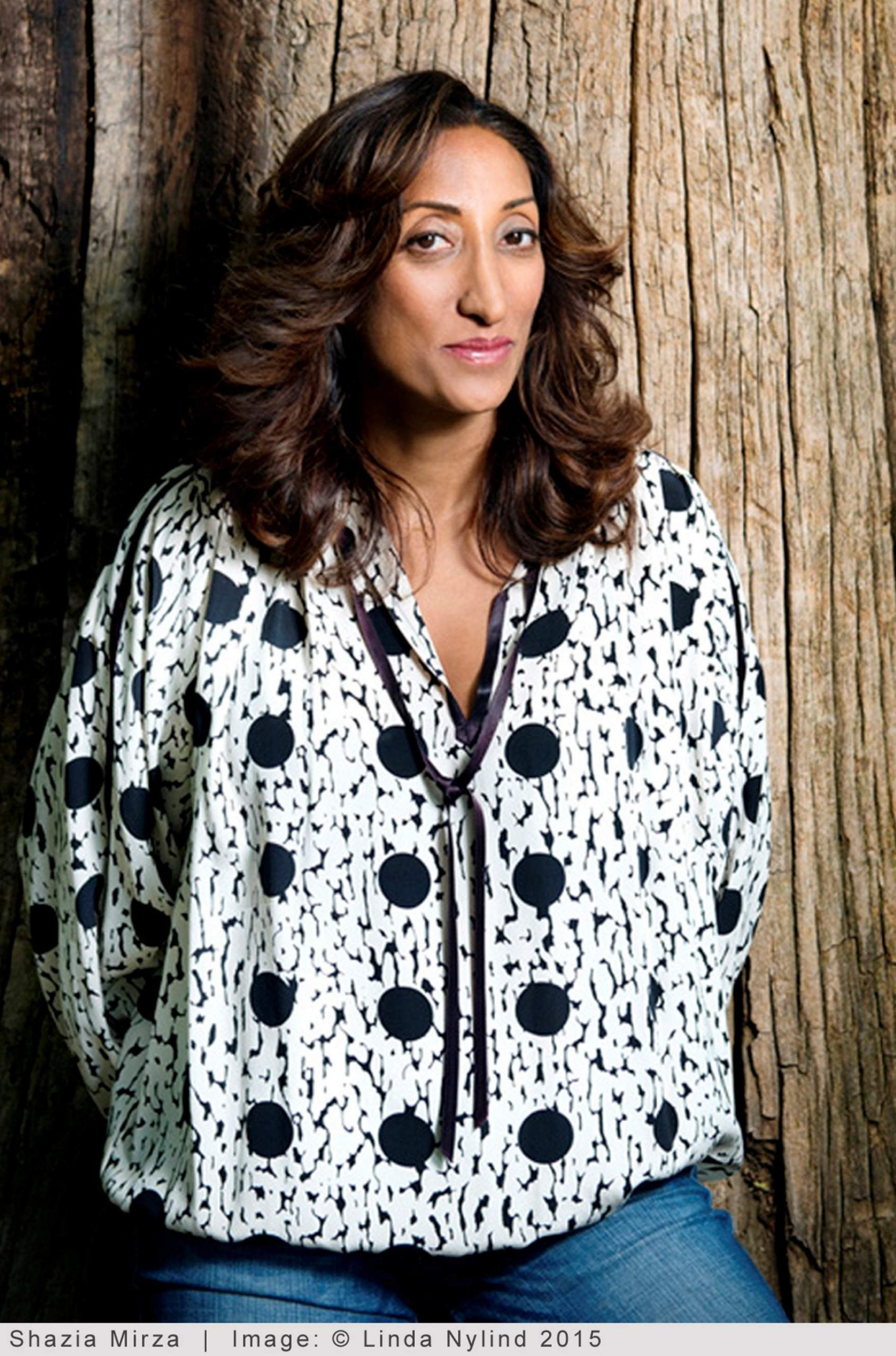 """Shazia Mirza on the culture of hate: """"Once we blamed Yoko Ono. Now we blame refugees"""""""