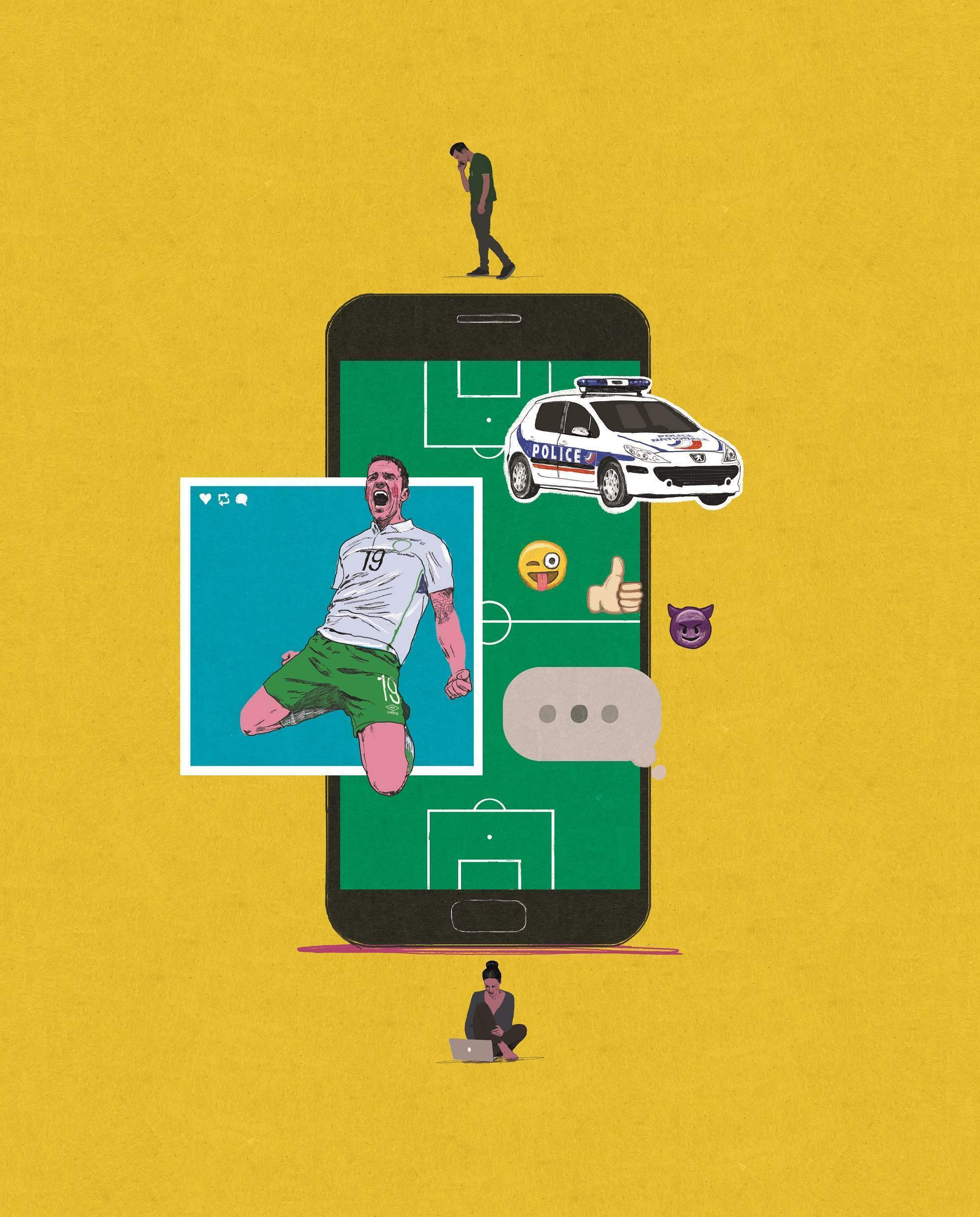 """""""Robbie Brady's astonishing late goal takes its place in our personal histories"""": A new short story by Sally Rooney"""