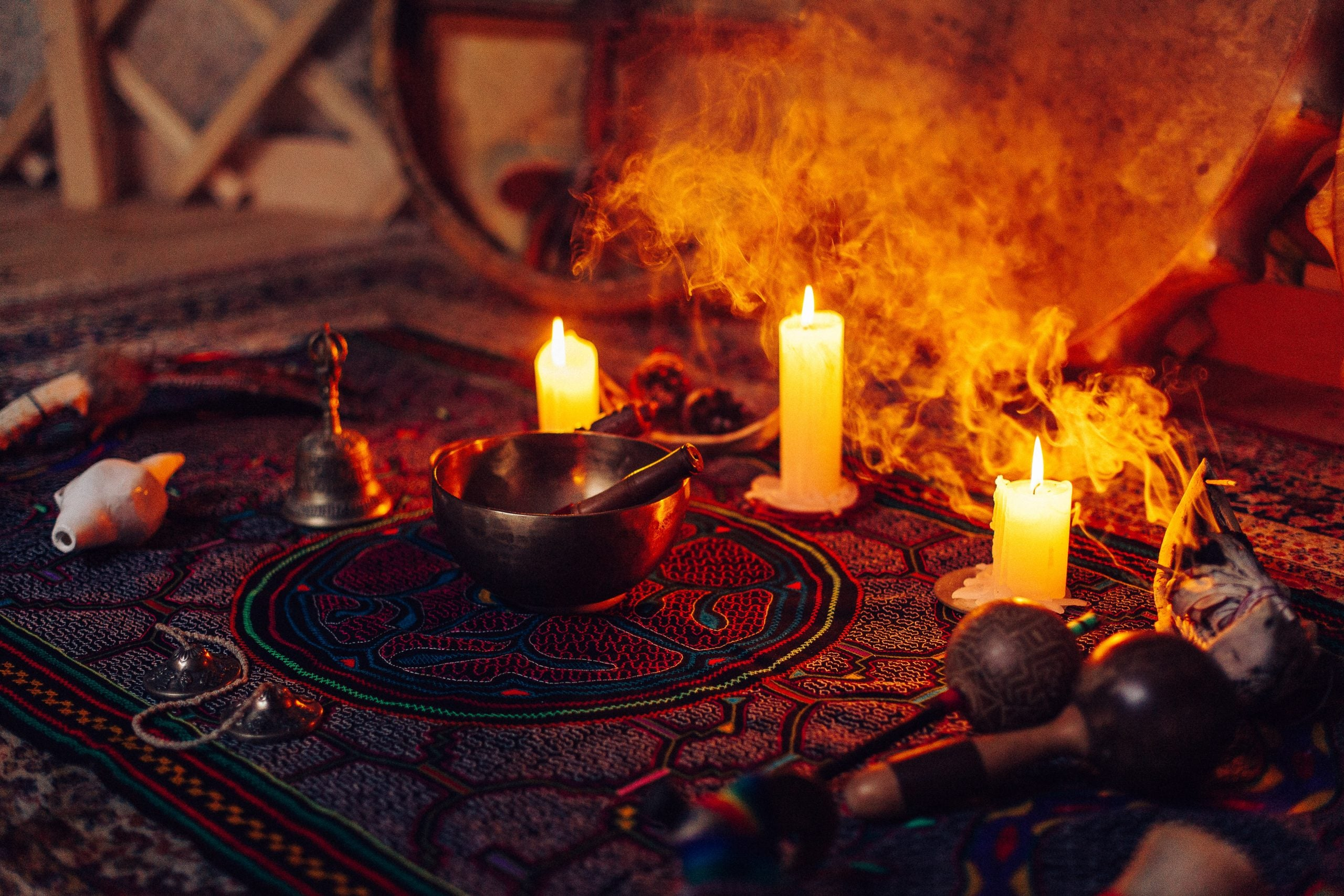 """""""Do I tell everyone that?"""": the rise of the celebrity shaman"""