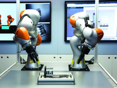 For factory workers, are collaborative robots friend or foe?