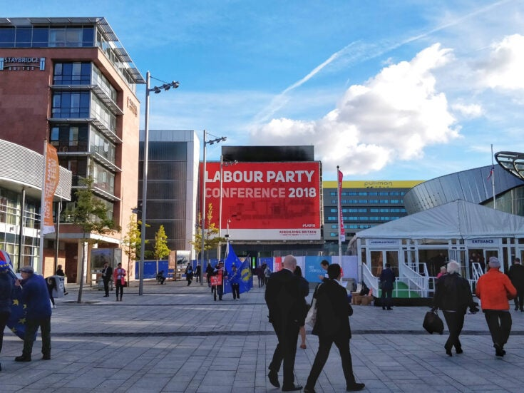 """John Healey: Labour government would """"enforce"""" social mission of housing associations"""