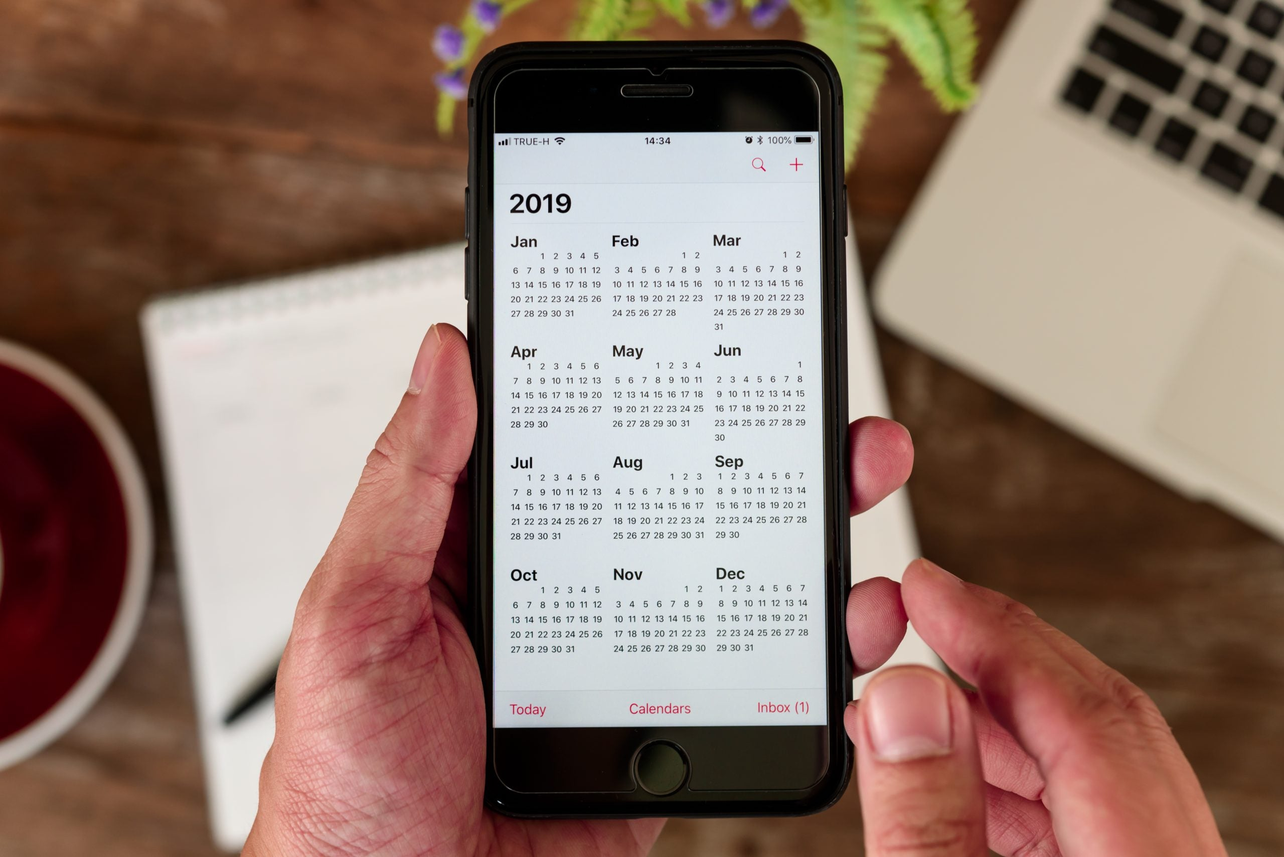 The rise of scheduling free time