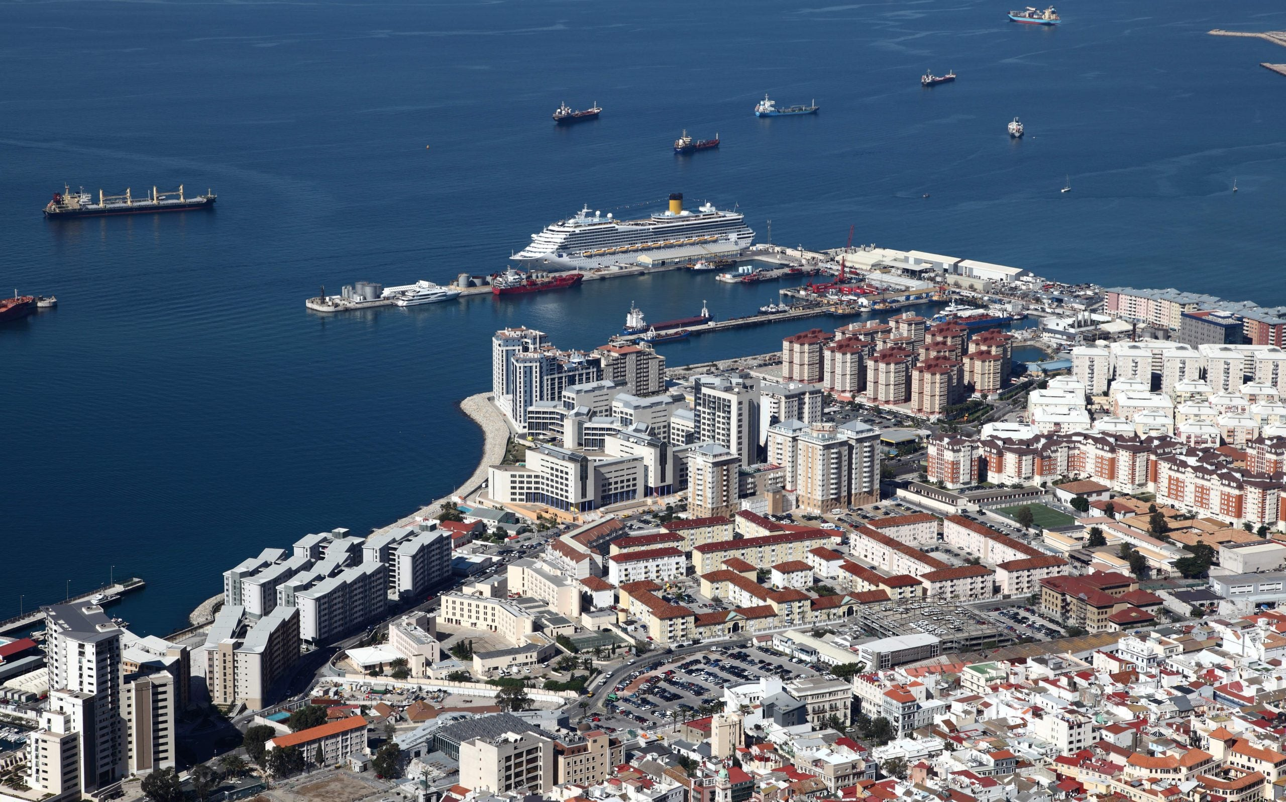 Gibraltar: the history of an import-led marketplace