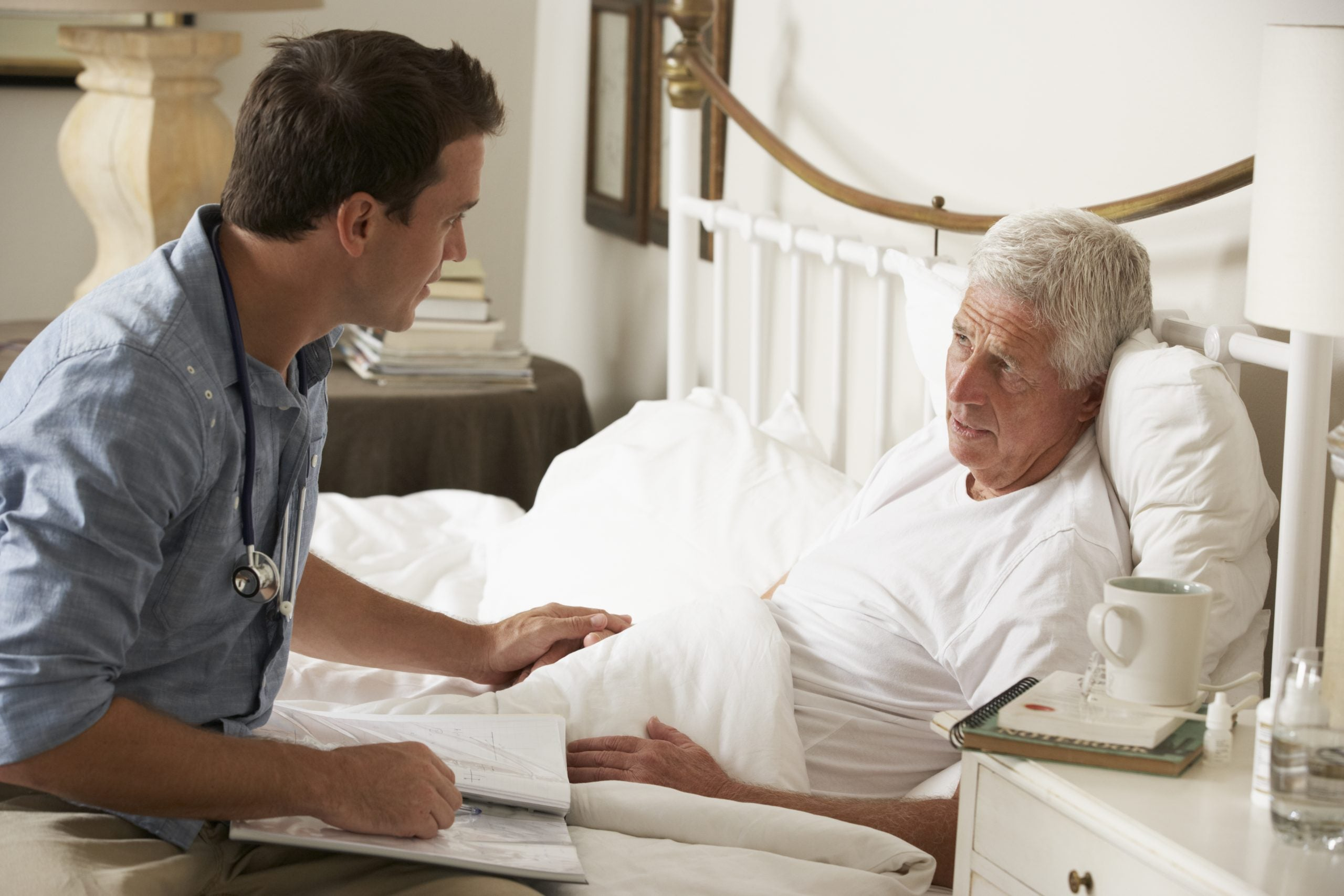 The vote to scrap GP home visits is a stark illustration of the NHS's unrelenting crisis