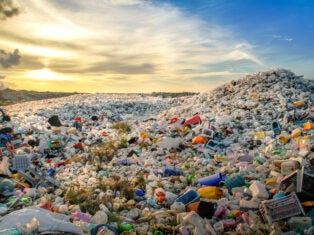 Addressing plastic pollution on a global scale