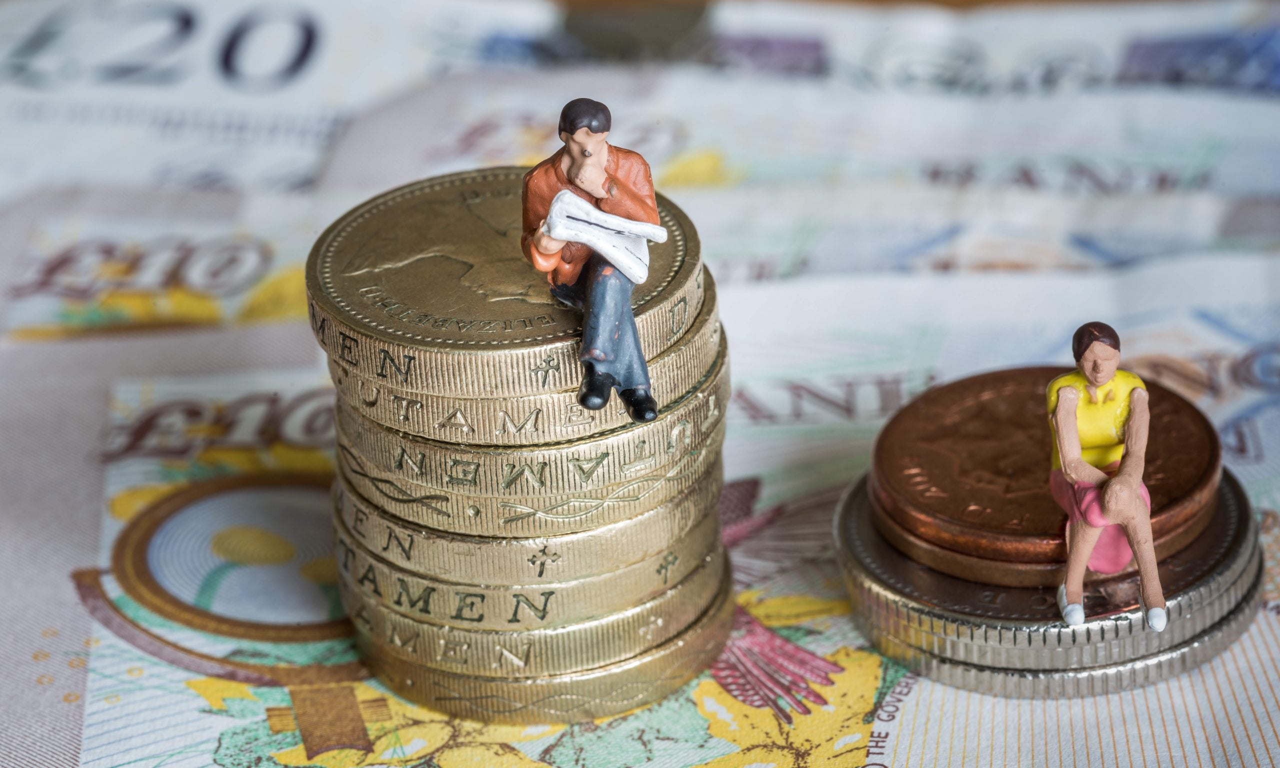 The gender pay gap is only half the story: women lose out on pensions, too