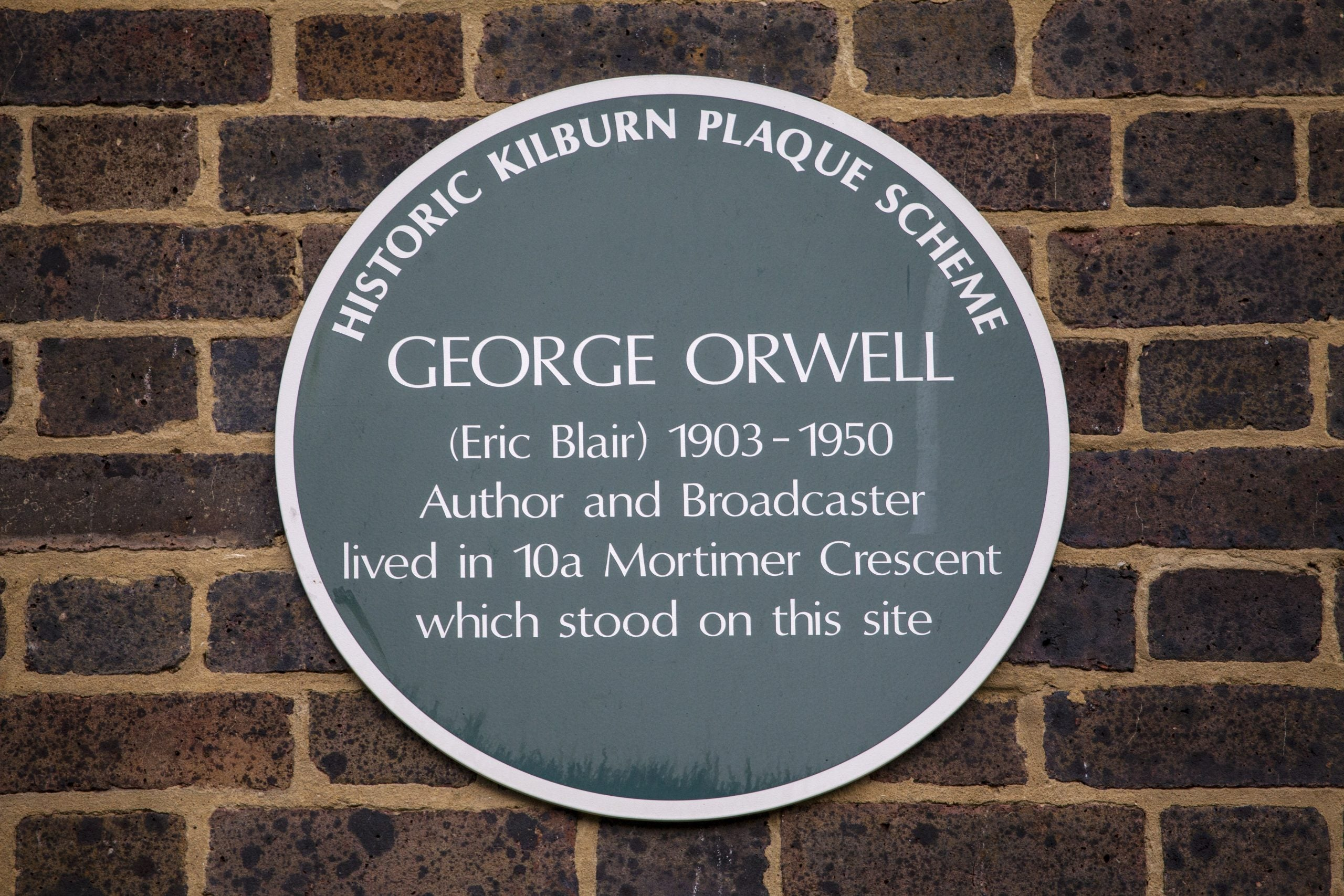 """Meeting the """"real"""" George Orwell"""