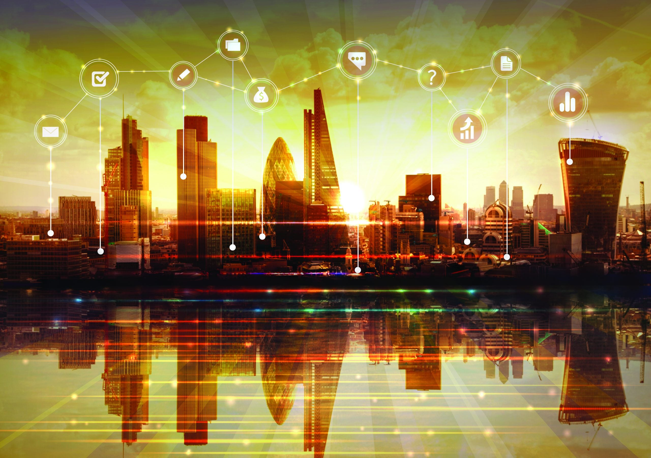 London's road to smart cities