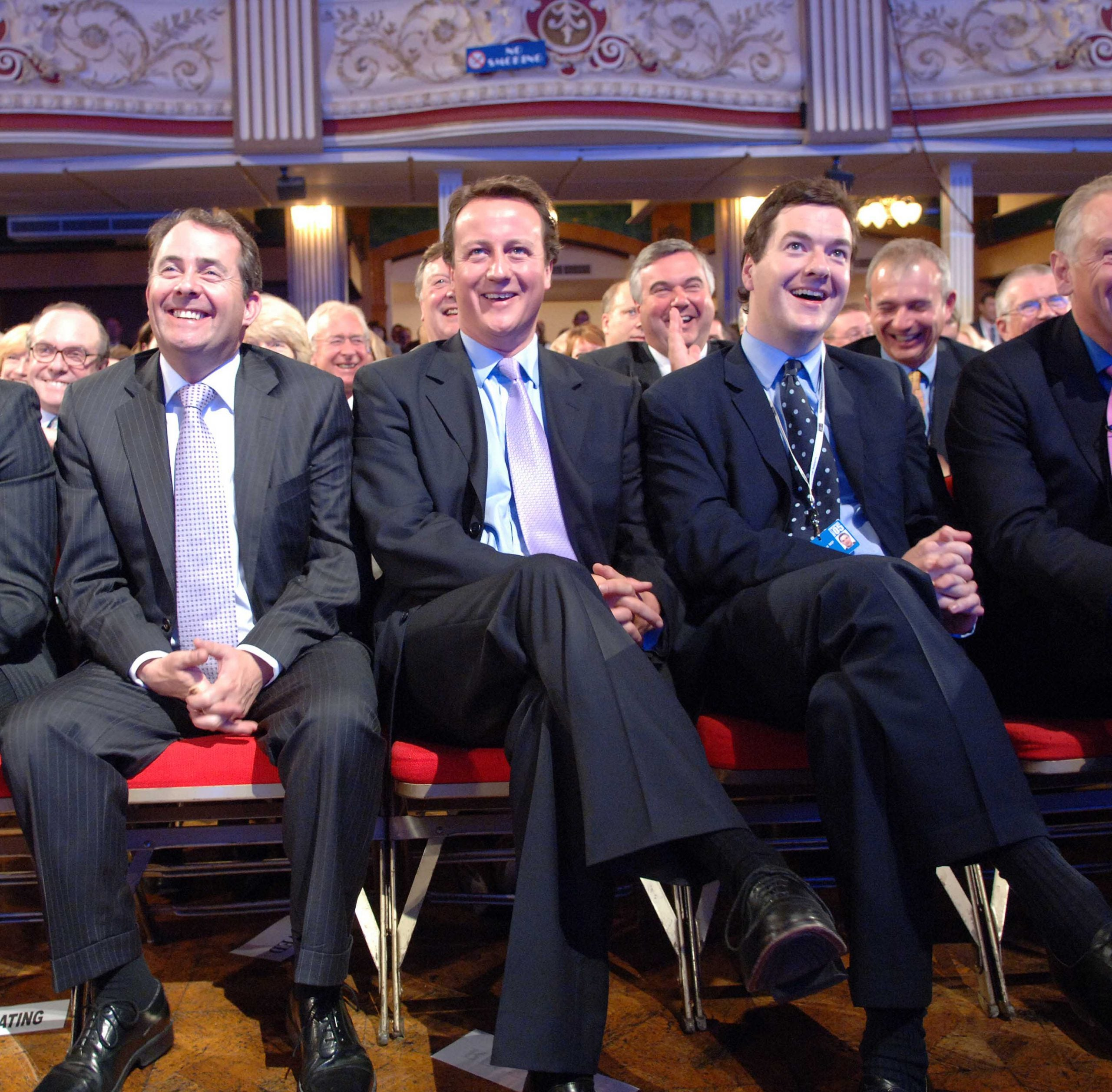 Sasha Swire's diaries reveal the crass elitism of the Cameron government