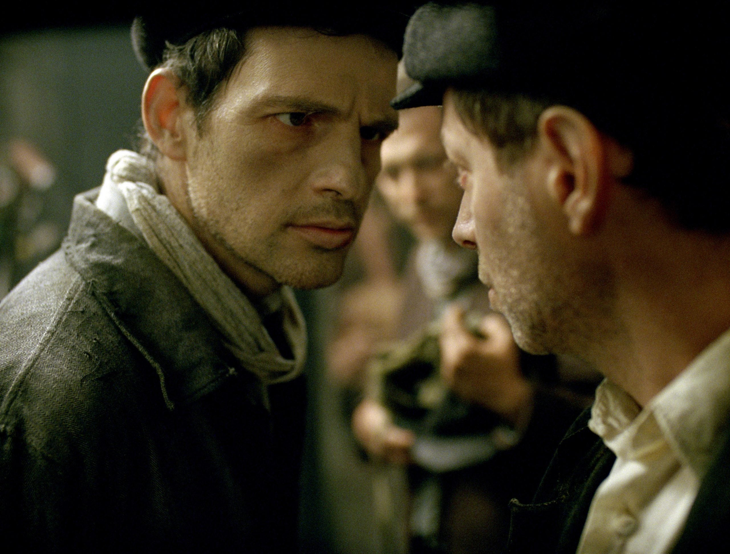 Son of Saul is rightly harrowing, but somehow transcends the barbarity of Auschwitz