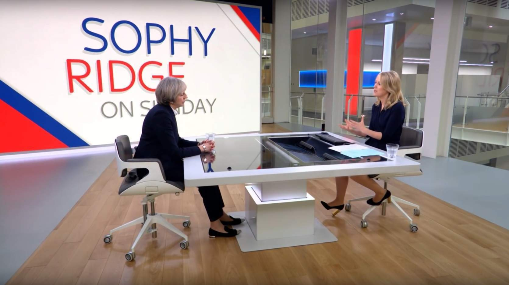 In her first interview of 2017, I pressed the Prime Minister for Brexit clarity