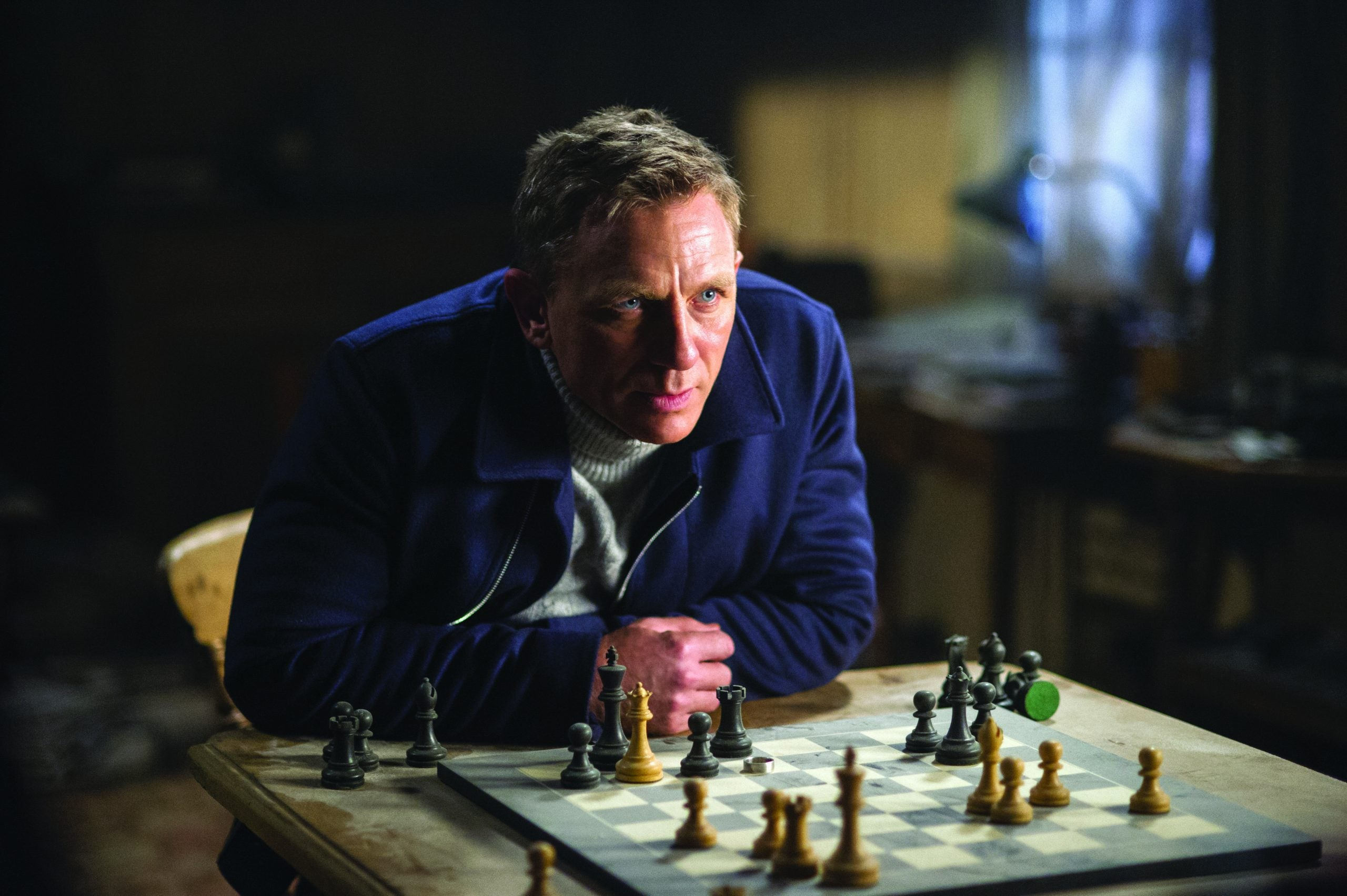 Playing the endgame: is Daniel Craig making his final moves as James Bond in Spectre?