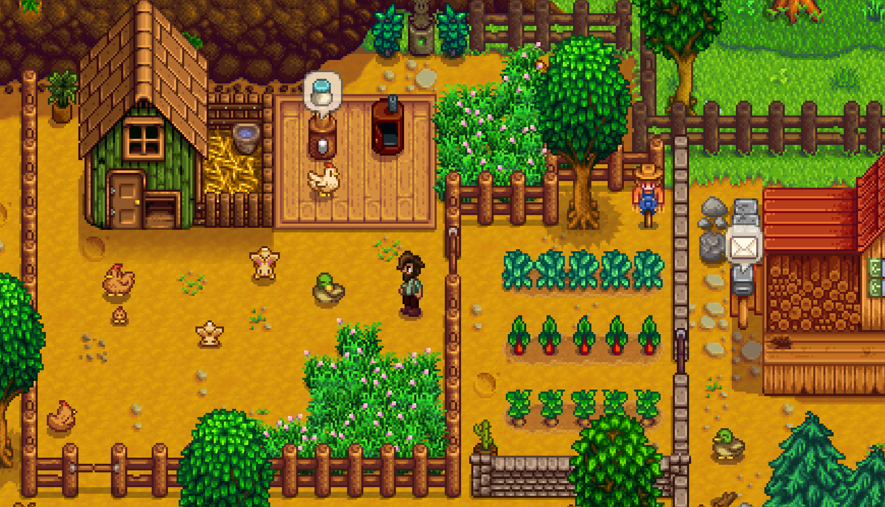 The happy place: why Stardew Valley is so much more than a parsnip empire