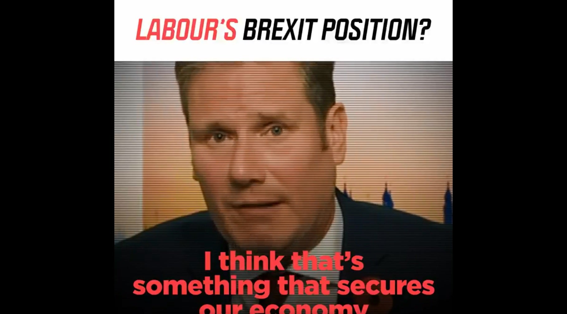 Keir Starmer looks stumped in this Tory video – but the original clip is very different