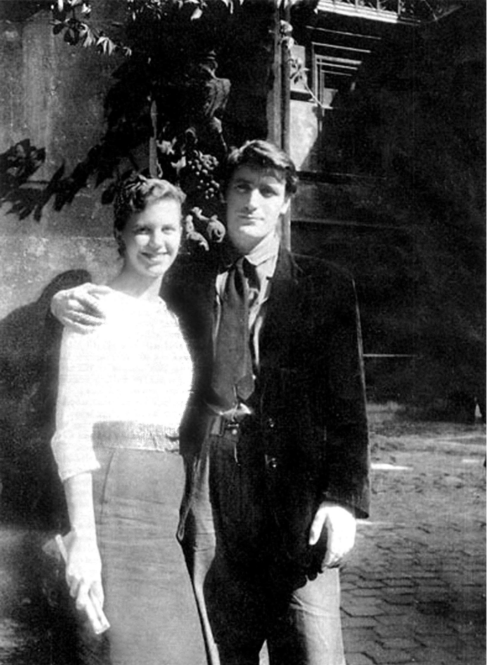 Ted Hughes and Sylvia Plath: partners in martyrdom
