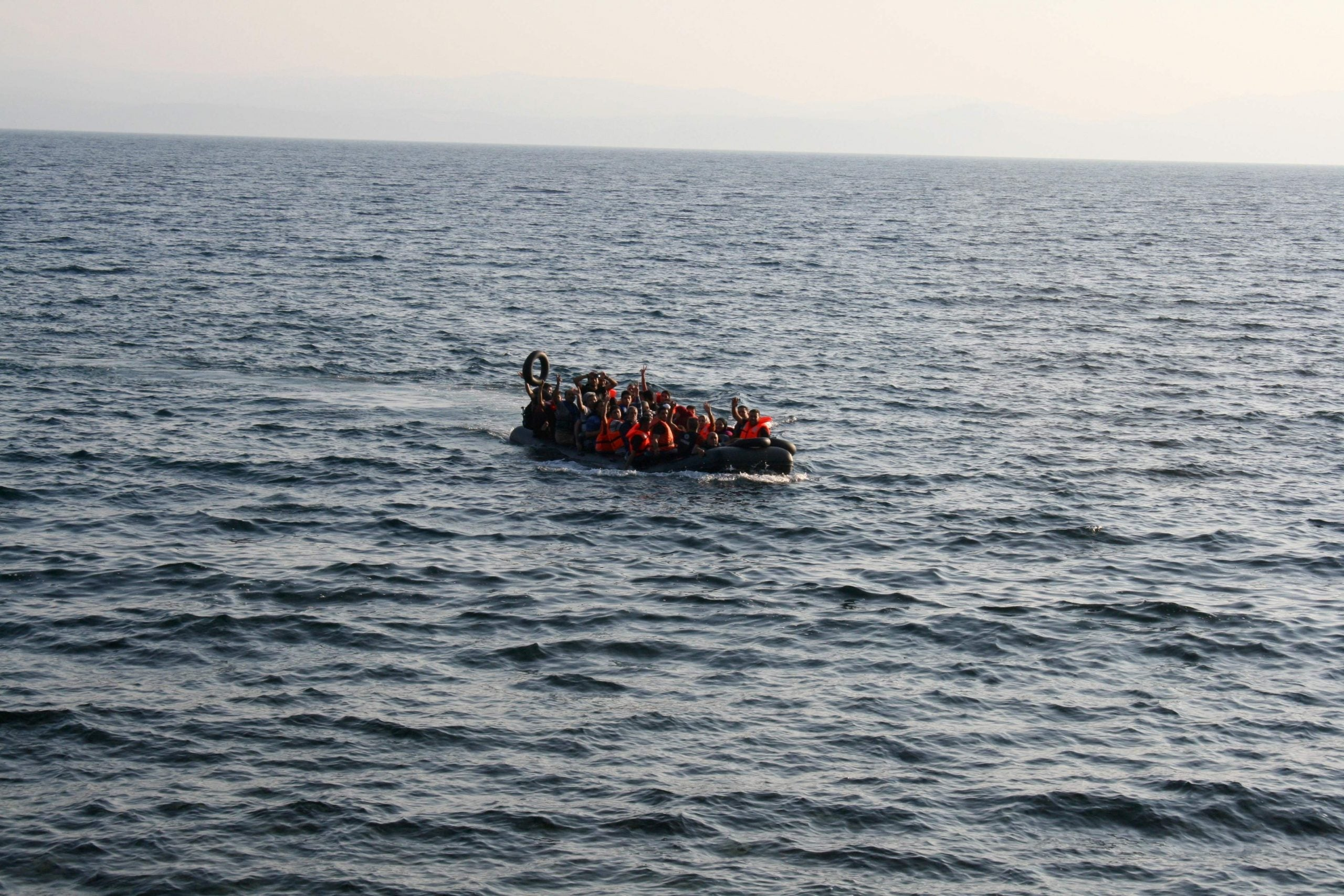 """""""Why do we have to do this death trip?"""": migrant crisis continues as a boat capsizes off Libya"""