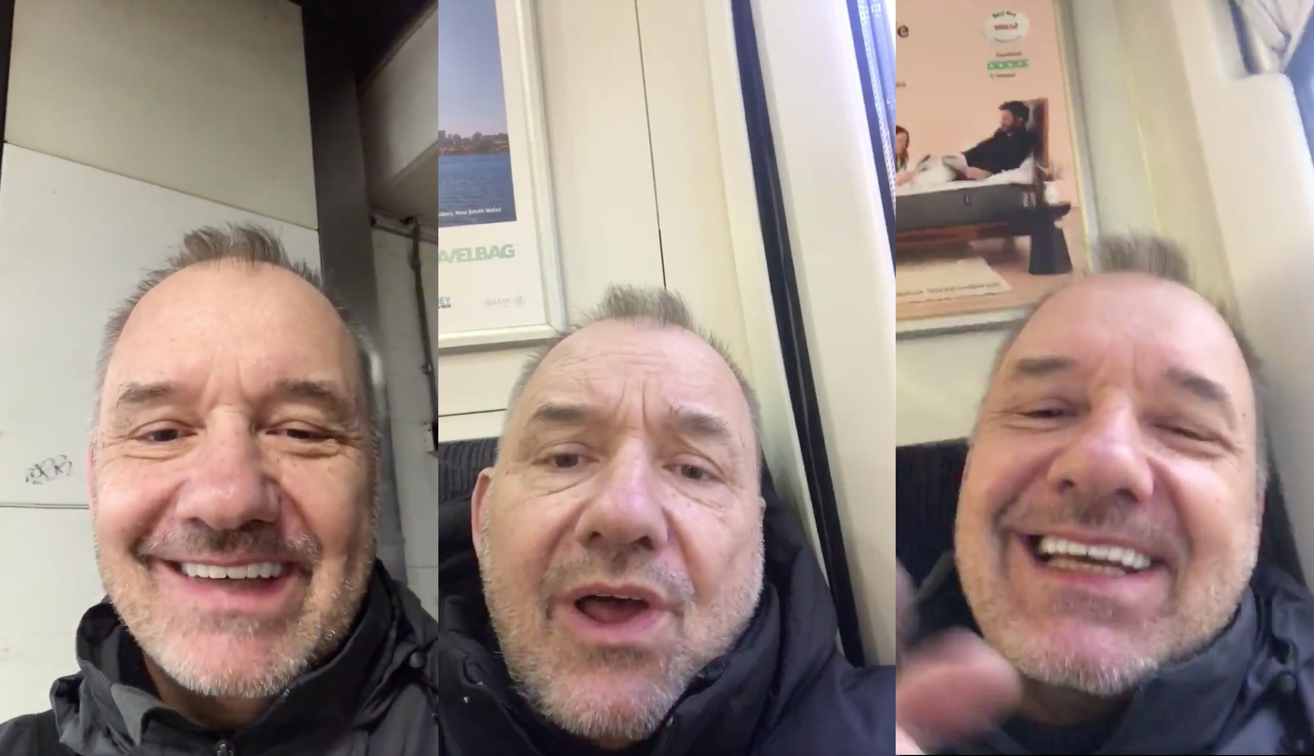 Bob Mortimer's Train Guy exposes the absurdity of workplace culture
