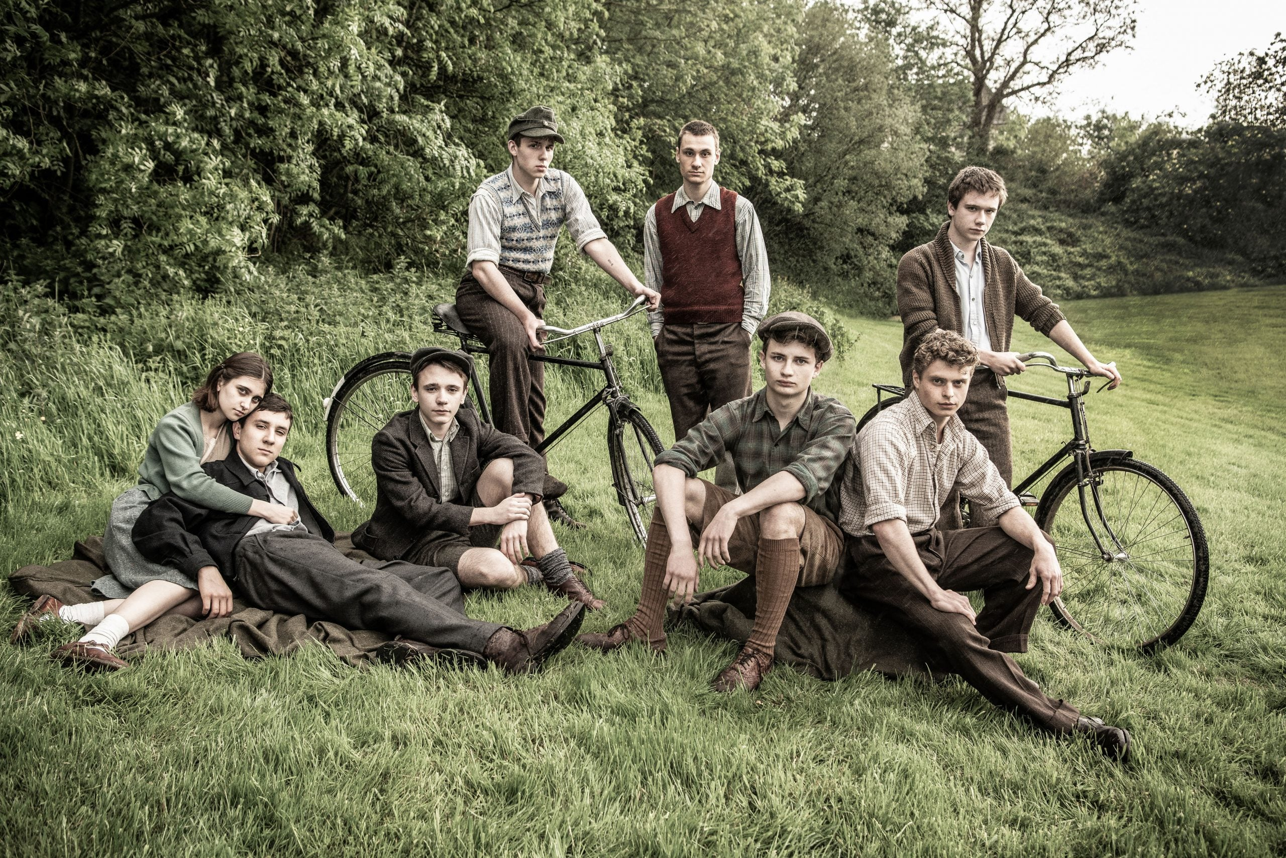The BBC's The Windermere Children is a moving portrait of the children who survived the Holocaust