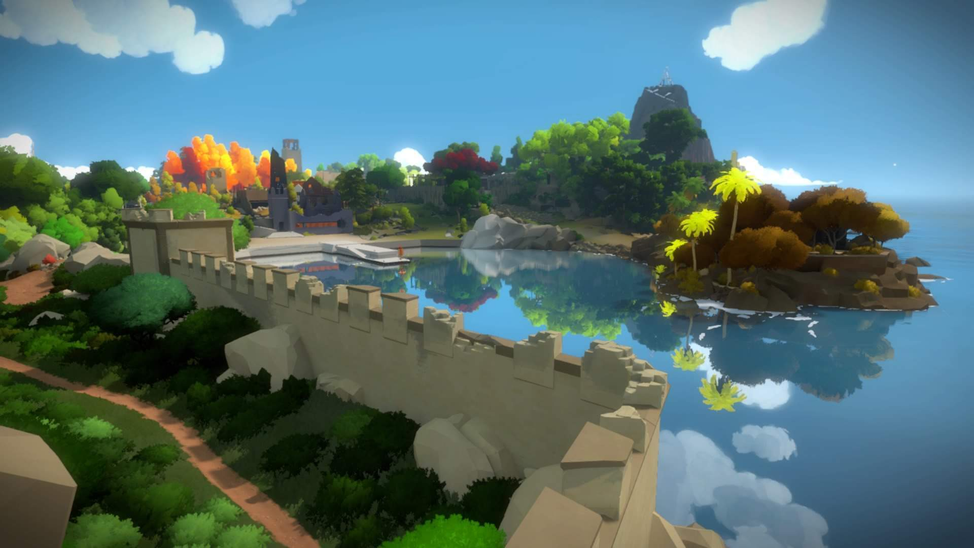 The Witness asks whether a videogame should always have explicit meaning