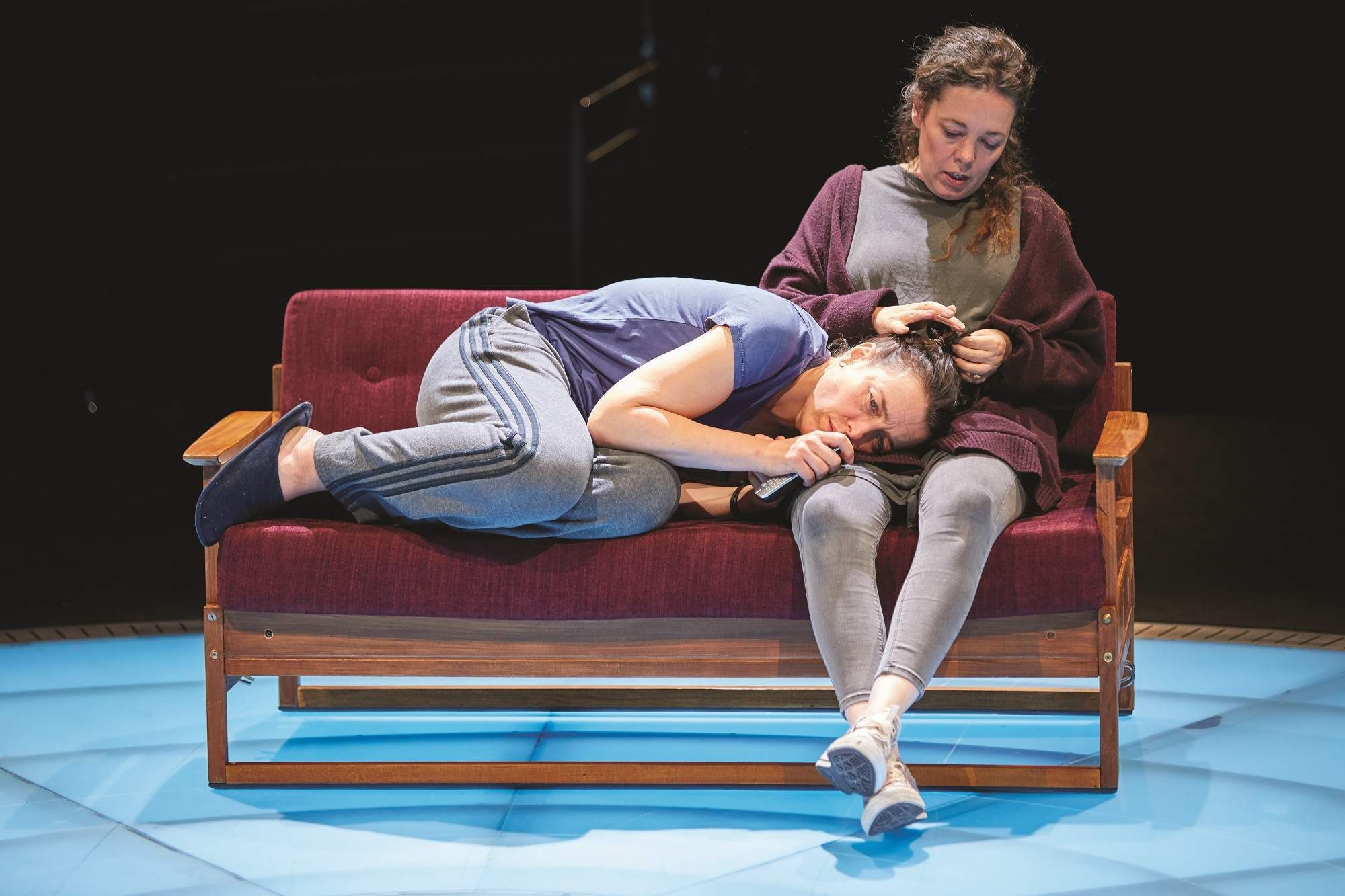 Mosquitoes, a play that shows sensible mothers don't necessarily produce capable children