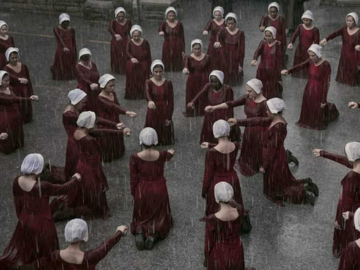 SRSLY #147: The Handmaid's Tale / Set It Up / West Cork