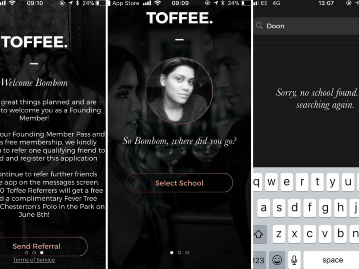 """""""Brown people can't be posh!"""" What I learned from the Toffee posh dating app"""