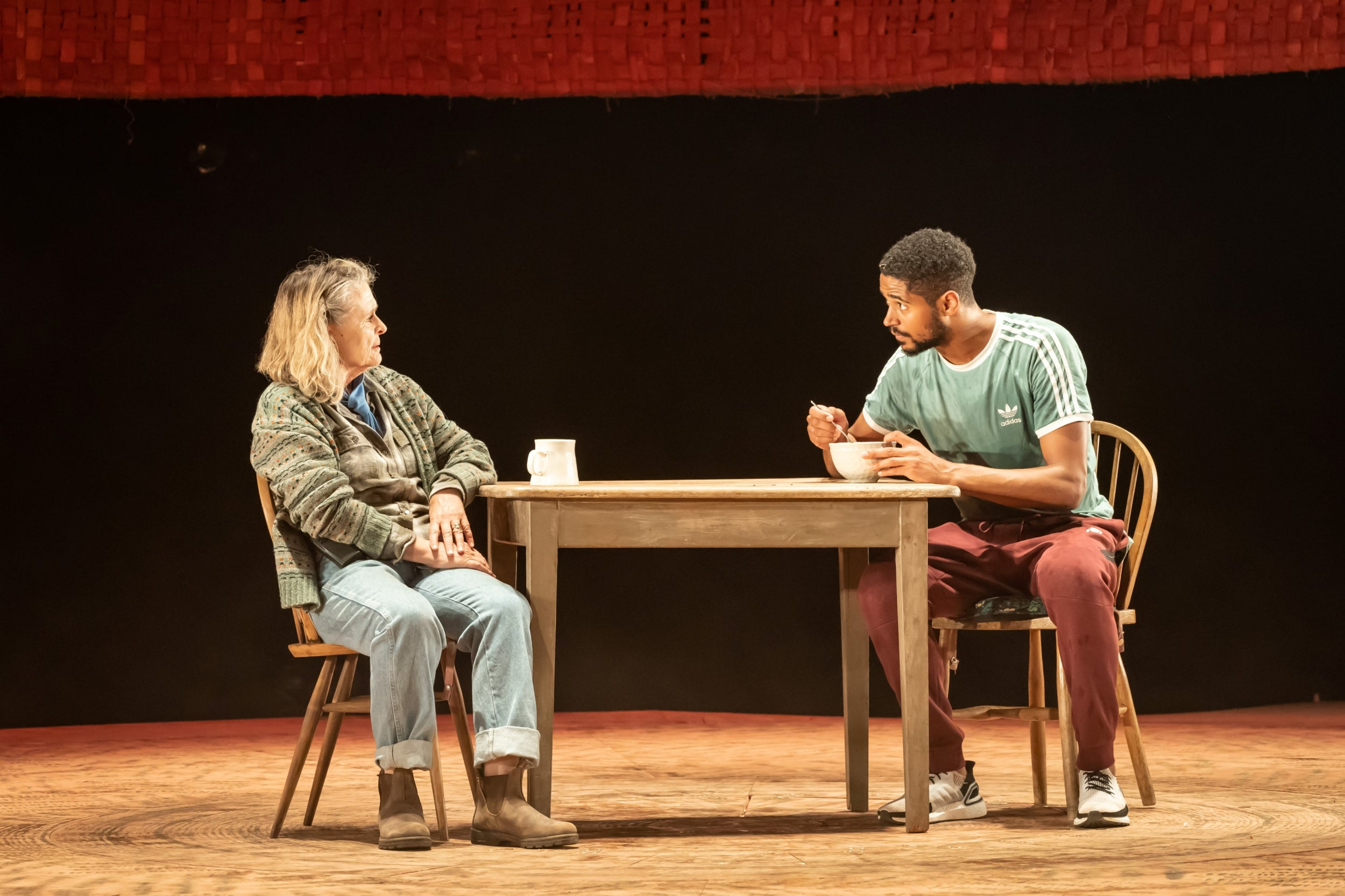 Tree at the Young Vic: a self-aware but superficial exploration of African heritage