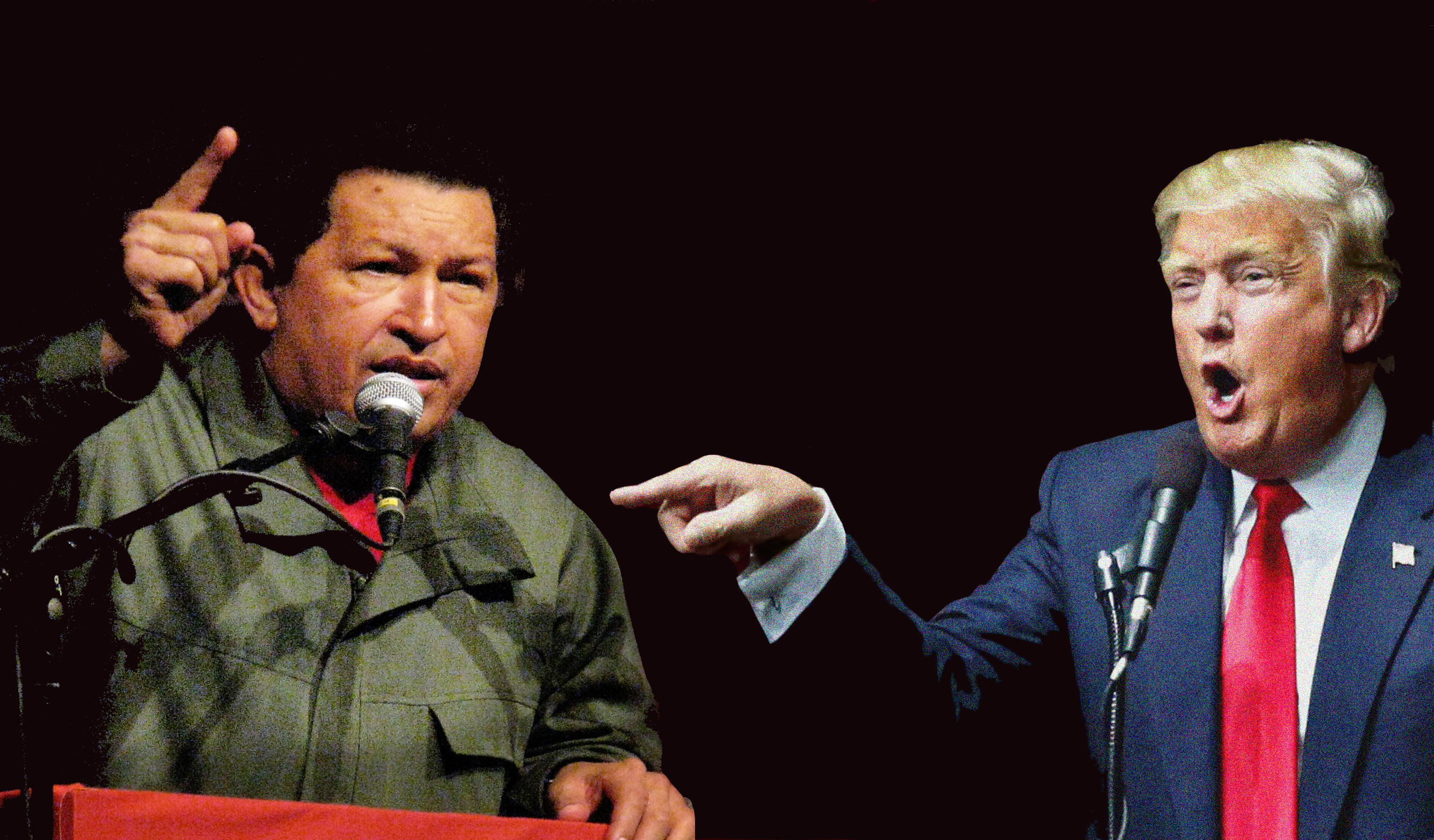 What Donald Trump learned from Hugo Chávez
