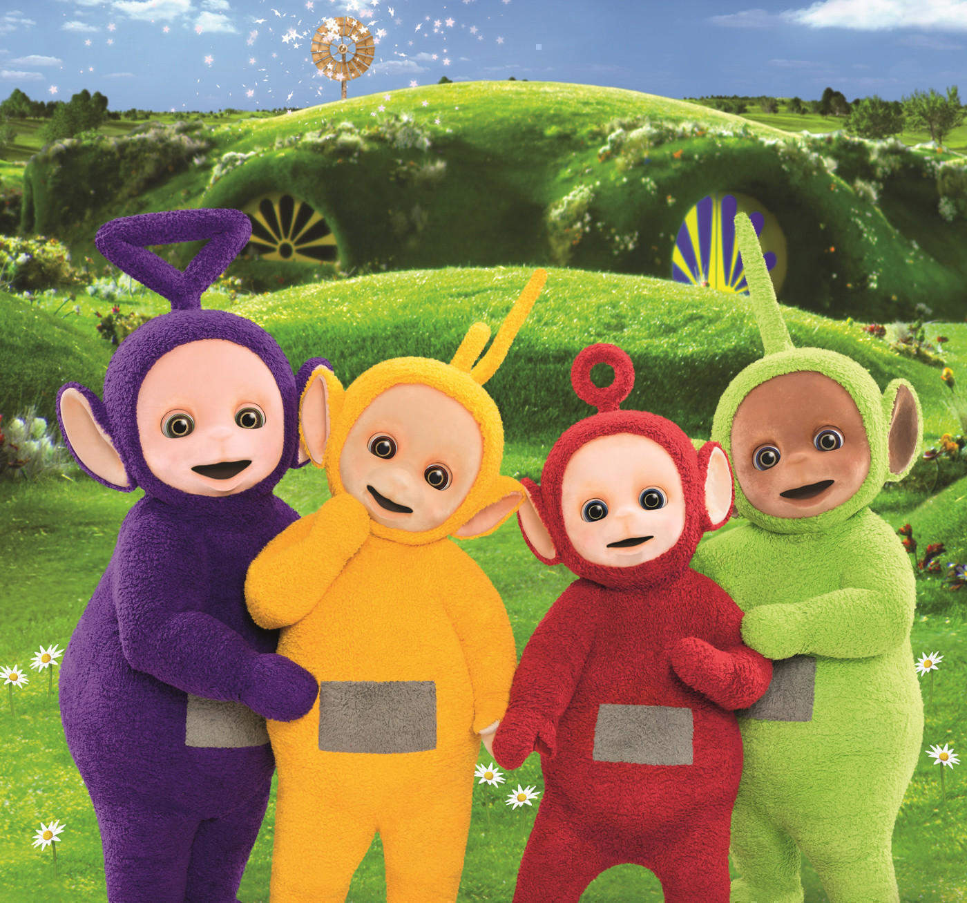 Where are the Teletubbies, 20 years on?