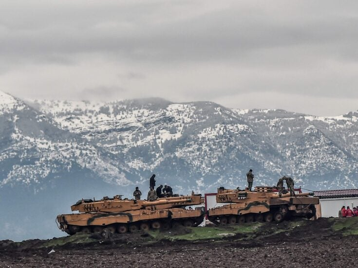 With Turkey attacking the Kurds, Syria's world war is changing shape once again
