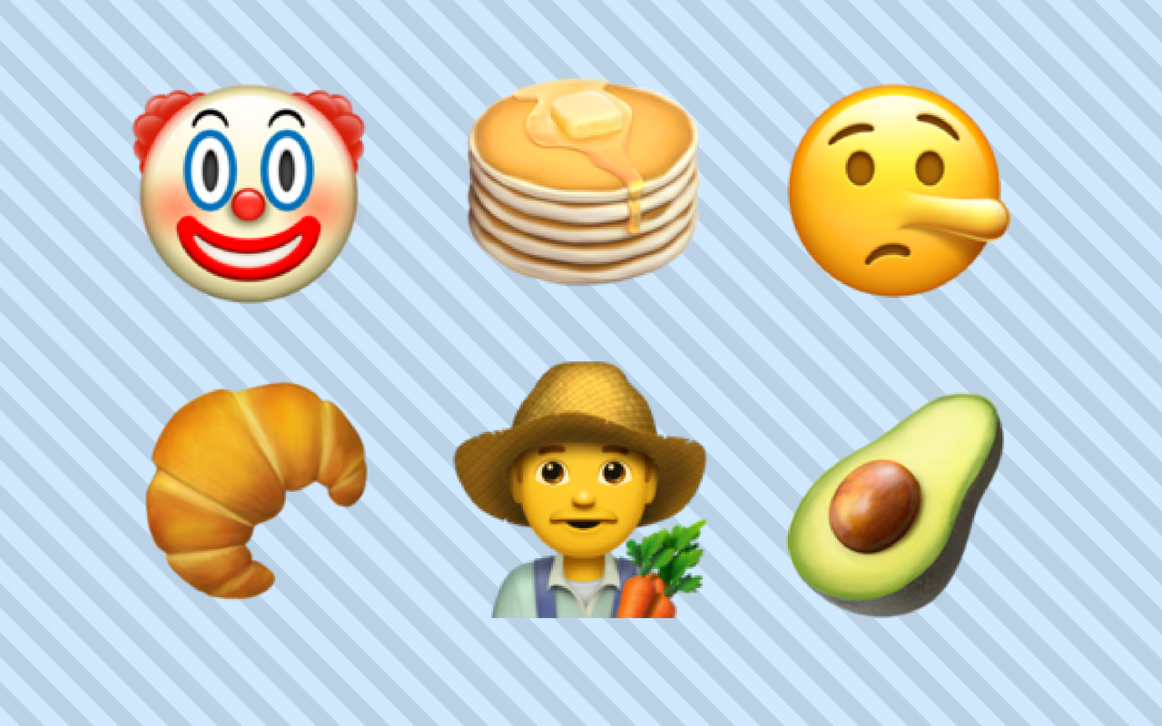 A guide to the secret meanings of Apple's new emoji