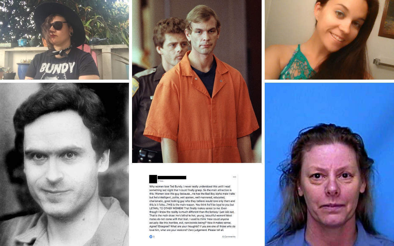 From Ted Bundy to Jeffrey Dahmer, what it's like to be part of a serial killer fandom