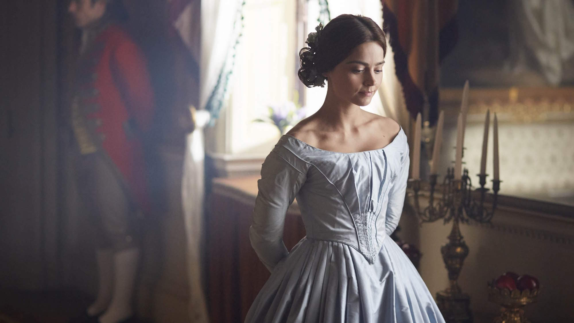Is Victoria the new Downton Abbey? Give it time