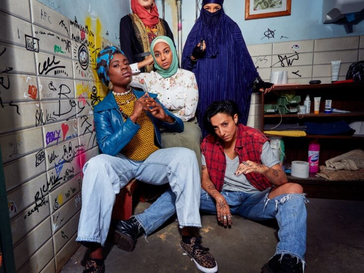 We Are Lady Parts: a riotous, funny and touching series about an all-female Muslim punk band