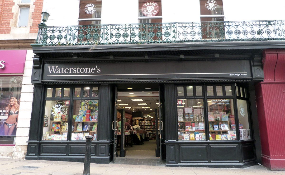 Waterstones booksellers are workers too – and they need to get organised