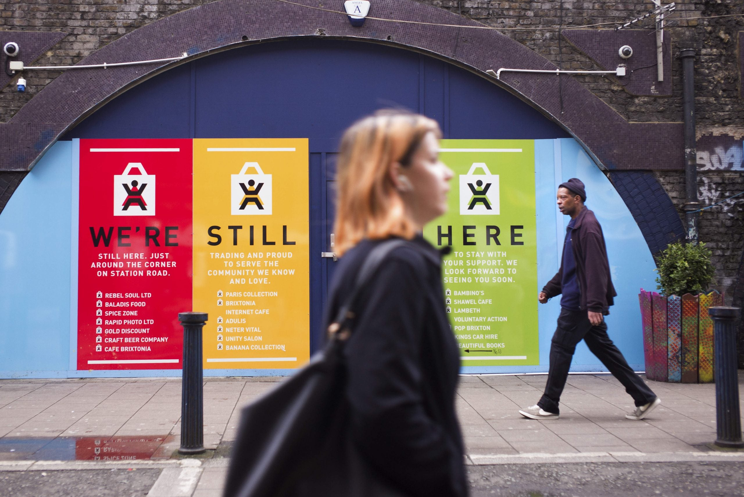 A view from Brixton: how to bridge gentrification's stark divides
