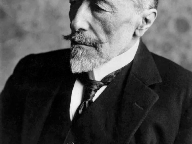 The Dawn Watch: a look at Joseph Conrad as a prophet of globalisation