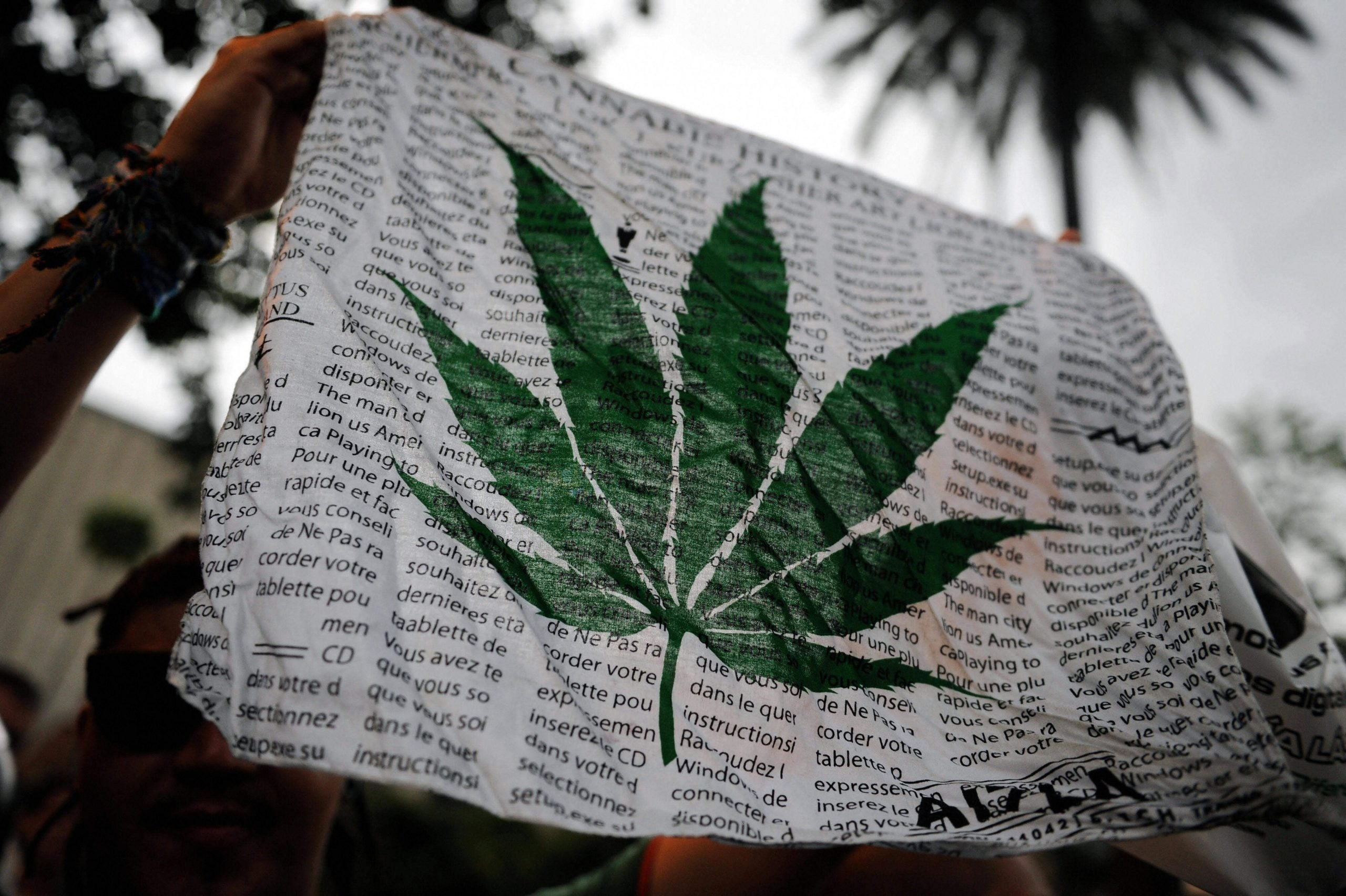 Cannabis is harmful, that's why it needs to be regulated