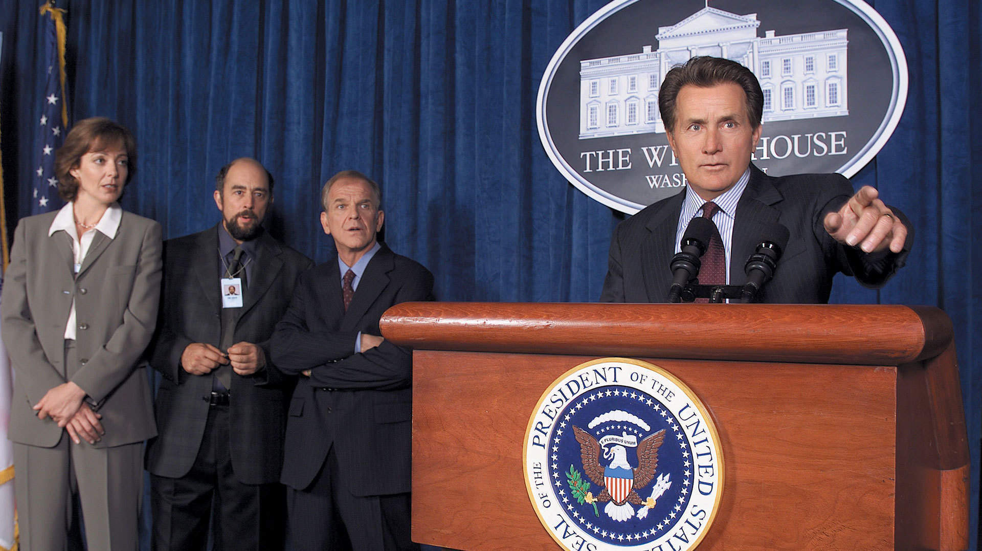Why The West Wing is a masterclass for would-be screenwriters
