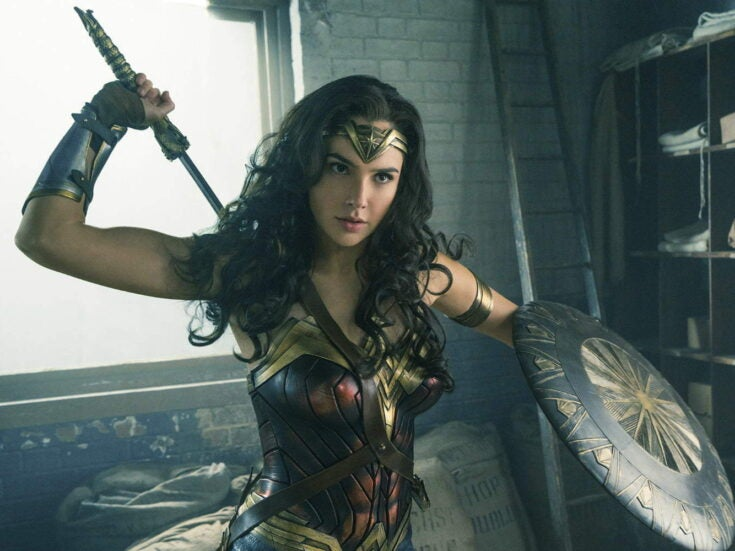 Why superhero films should follow Wonder Woman's lead and have female villains