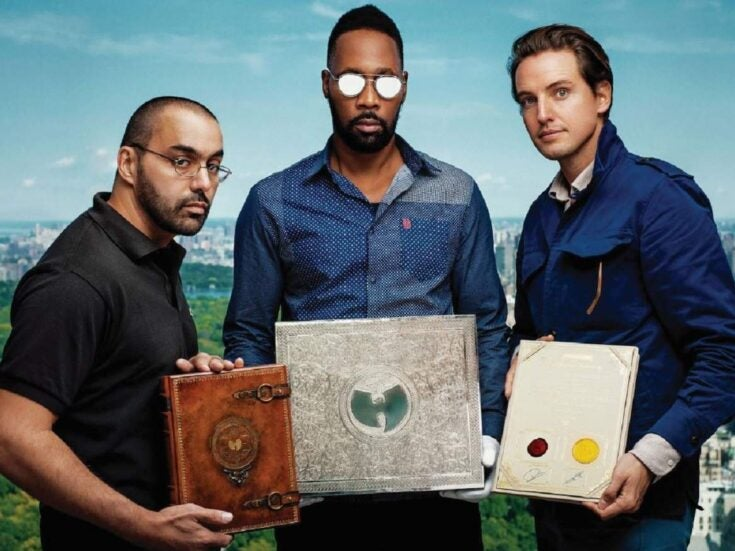 Once Upon a Time in Shaolin: the bizarre story of the $2m Wu-Tang Clan album