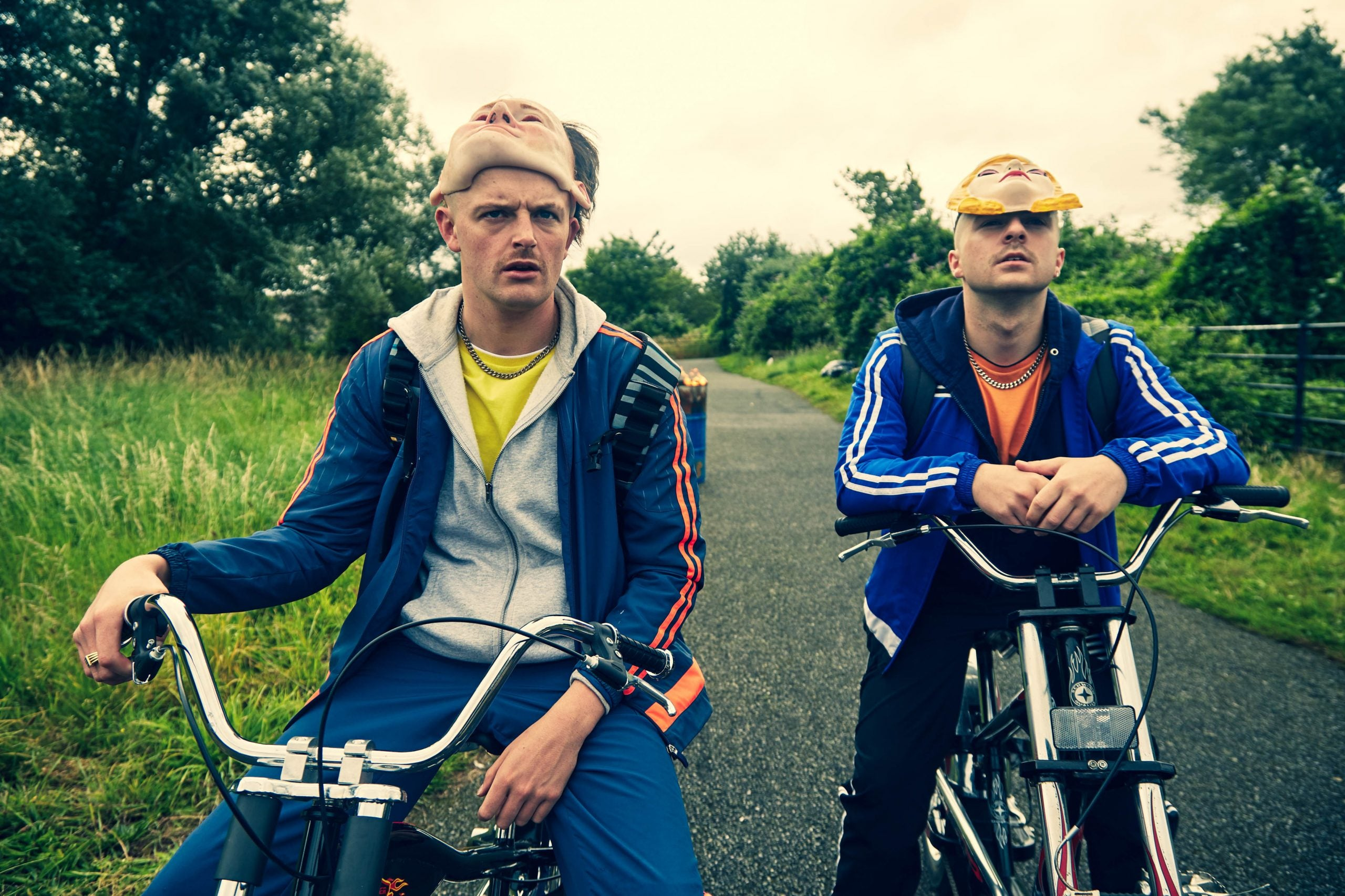 Why The Young Offenders, with its daft jokes and japes, is the perfect lockdown watch