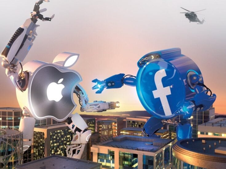 Apple vs Facebook: how the war between the Silicon Valley giants is changing tech