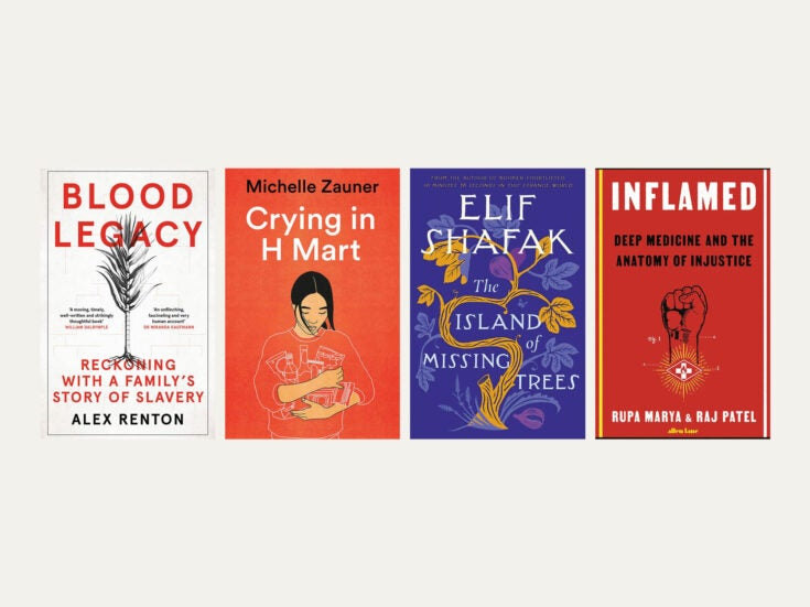 Reviewed in short: New books from Alex Renton, Rupa Marya and Raj Patel, Elif Shafak, and Michelle Zauner