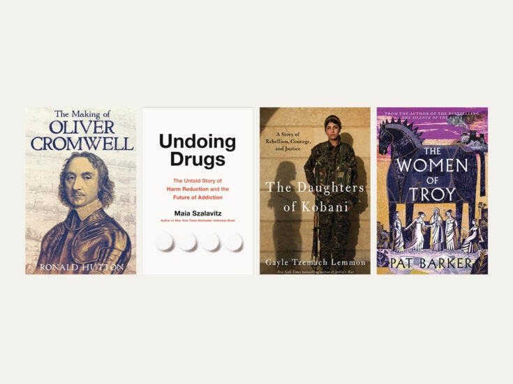 Reviewed in short: New books by Ronald Hutton, Gayle Tzemach Lemmon, Pat Barker and Maia Szalavitz